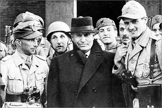 Liberazione di Mussolini