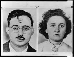 Ethel and Julius Rosenburg execution