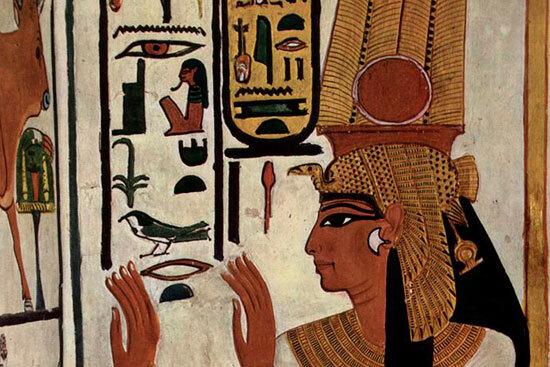 OBRAS Y REPRESENTANTES DE EGIPTO