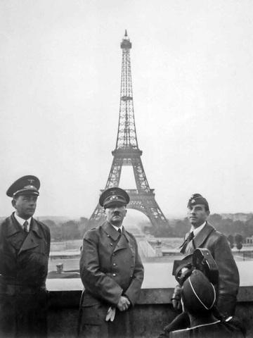 La caduta della Francia e la sua divisione