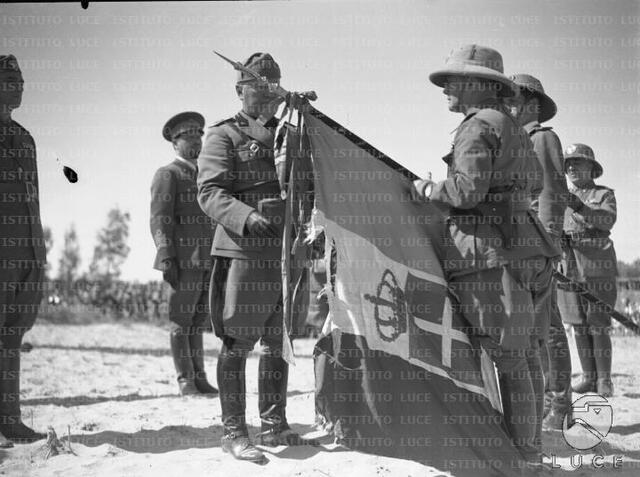 La guerra in Africa contro Mussolini e Hitler