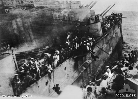 La fine del dominio britannico sul mare