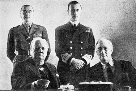 La conferenza di Casablanca