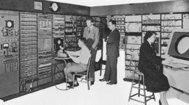 Historia de la Computación Gráfica timeline