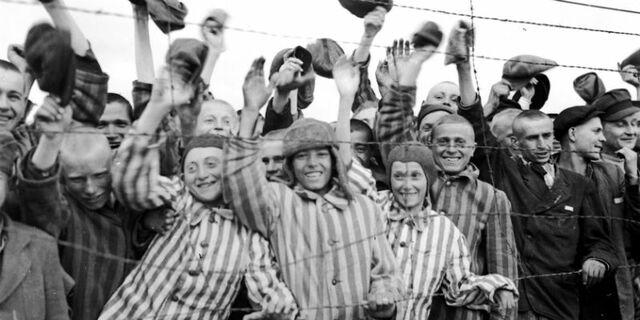 La liberazione dei campi di concentramento nazisti