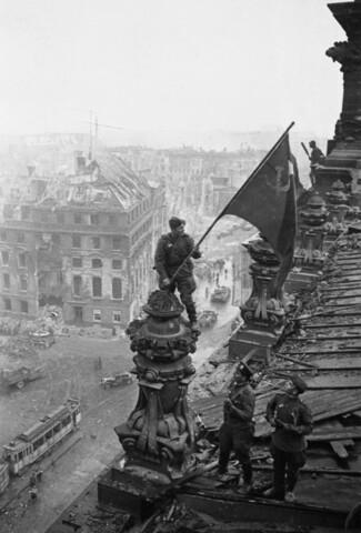 La bandiera sovietica