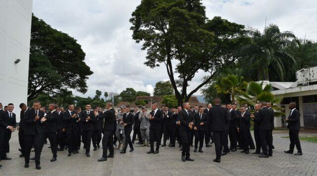 licenciamiento del batallón