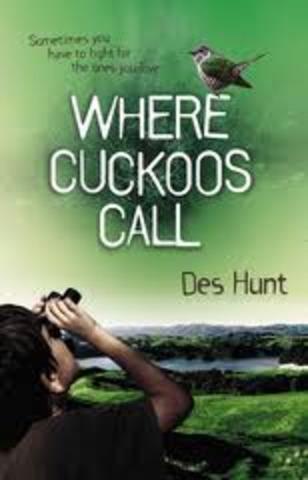 Where Cuckoos Call    By Des Hunt