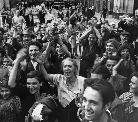 La fine della seconda guerra mondiale