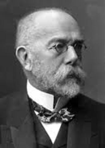 Robert Koch's beginnings