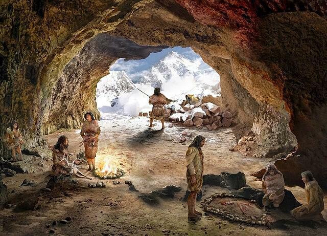 Época de las cavernas