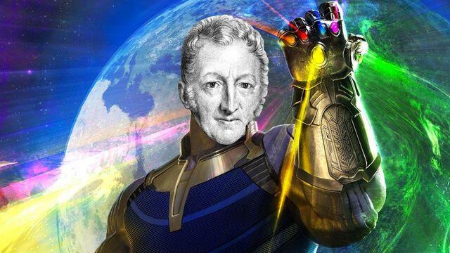 Thomas Malthus y La Demografía