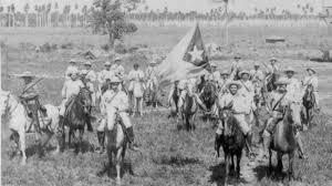 Grito de Baire: nueva guerra de independencia en Cuba. (febrero)