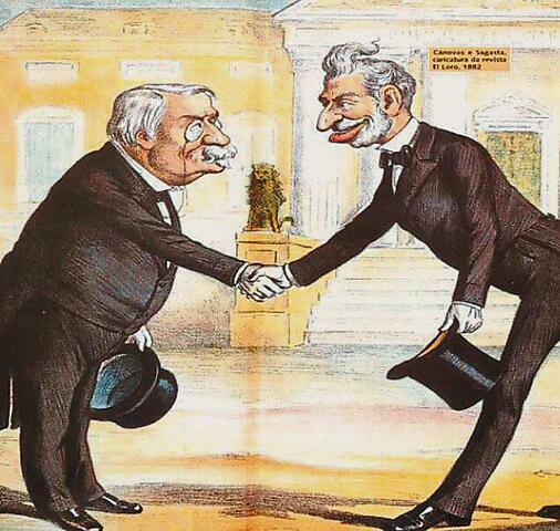 Pacto de El Pardo. (noviembre)