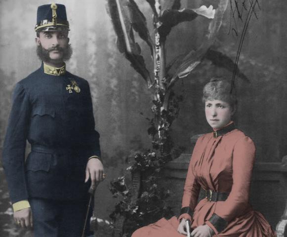 Nuevo matrimonio de Alfonso XII con María Cristina de Habsburgo-Lorena.(noviembre)