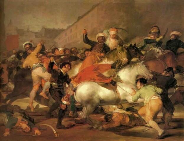 La crisis de 1808: Guerra de independencia y revolución política.