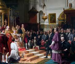 Las Cortes de Cádiz y la Constitución de 1812.