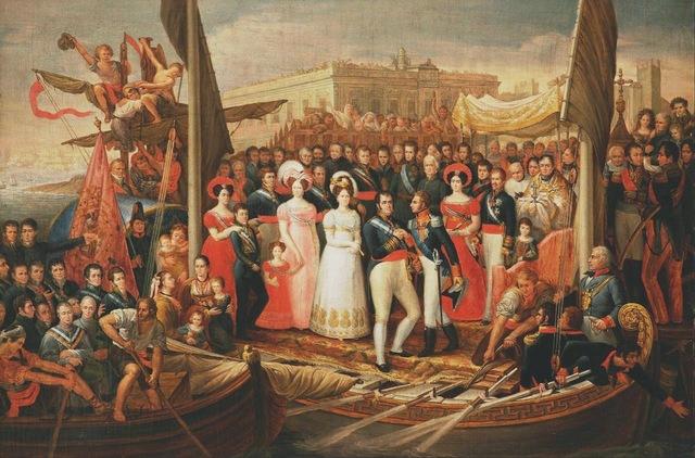 Fernando VII: absolutismo y liberalismo.