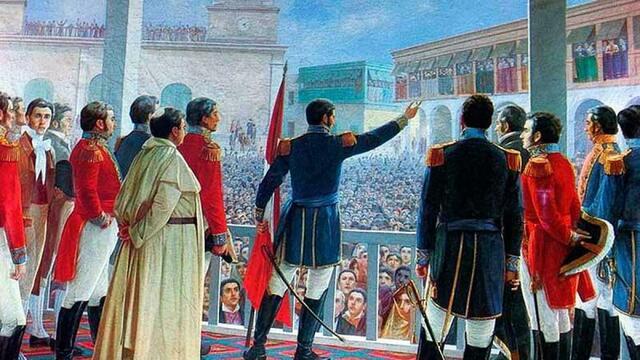 La emancipación de la América española (1808 - 1815)