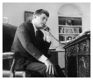 Kennedy Congratulates Soviet Union
