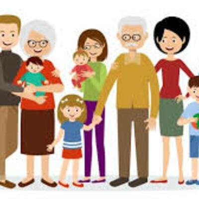 DESARROLLO HISTÓRICO DE LA FAMILIA timeline