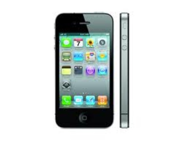 iphone 4th generation