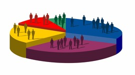 Historia, precursores y principales aportes de la Estadística timeline