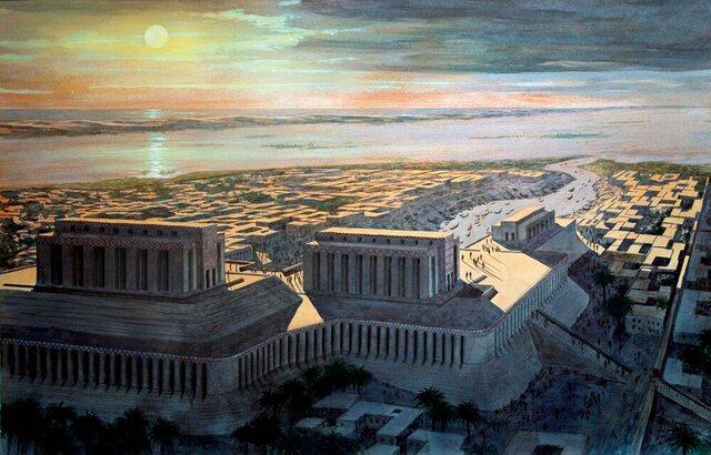 Invencion en Mesopotmia