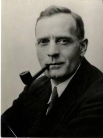 Edwin Hubble was born
