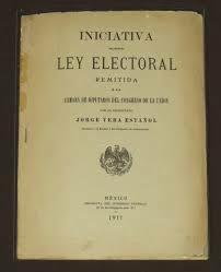 Ley Electoral de Madero