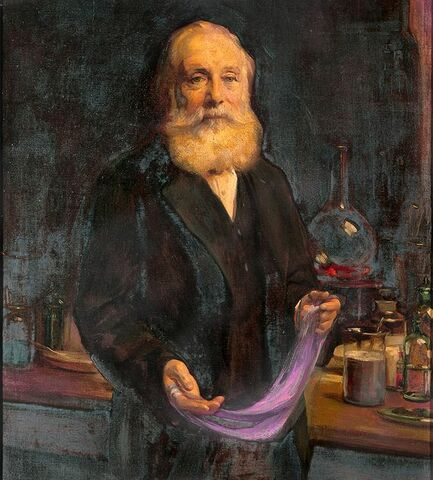 The Invention of the First Synethic Dye