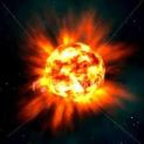 1572 Super nova