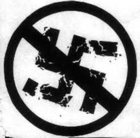 Anti-Nazi and racism campaing