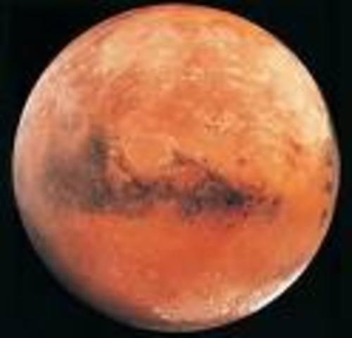 Mars in Motion