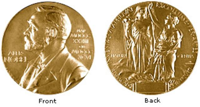 A Second Nobel Prize