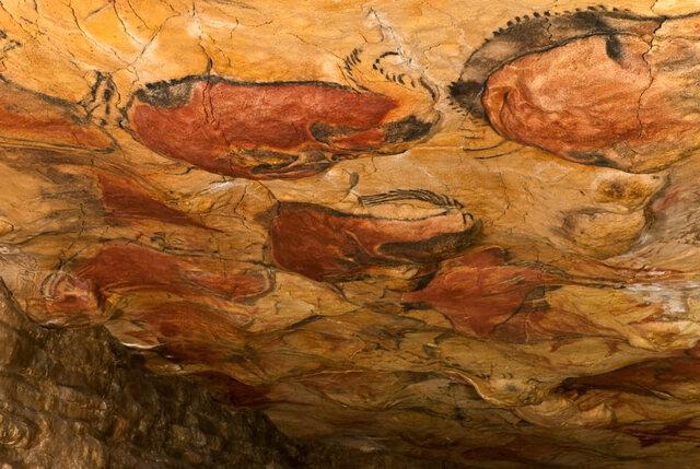 La Cueva de Altamira España