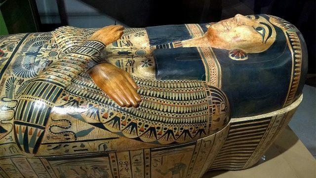 Lenguaje visual egipcio
