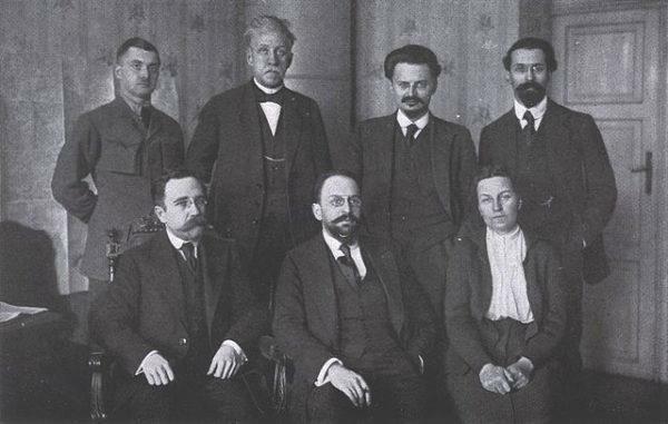 Tratado Brest-Litovsk