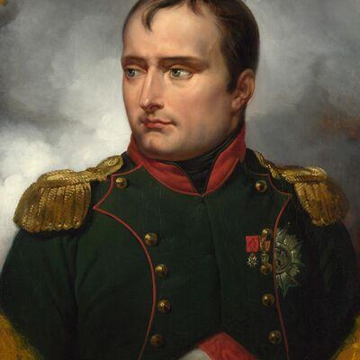 línia temporal sobre Napoleó Bonaparte timeline