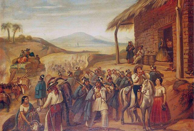 Guerra de Reforma 1858-1861