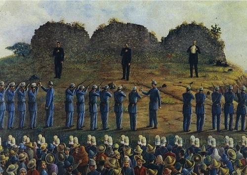 Fin del Segundo Imperio Mexicano