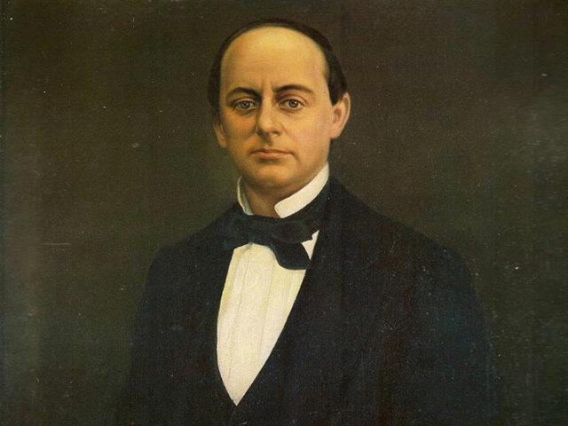 Lerdo Presidente de la República 1872- 1876