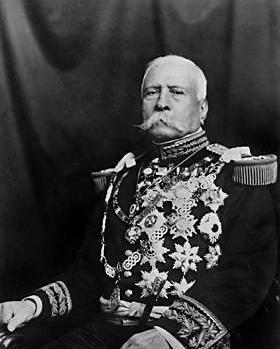 Primera elección de Porfirio Díaz