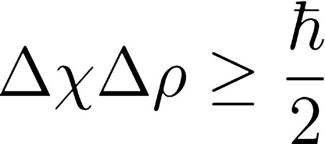 Ucertainty Principle