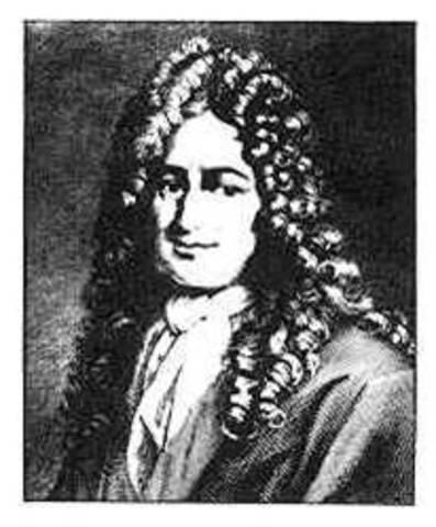 Gotfried Wilhem Leibnitz