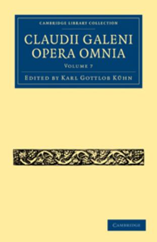 """""""The Opera Galeni"""""""