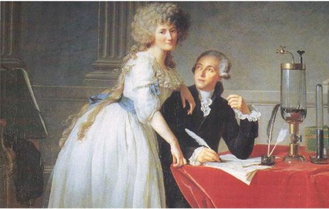 Married: Marie-Anne-Pierette Paulze