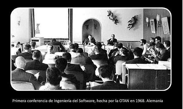 El Origen del Concepto de Ingeniería del Software
