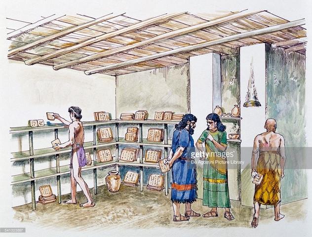 Bibliotecas de tablillas