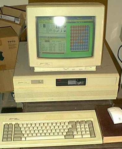 4th generation: Microprocessors